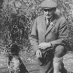 Hollantilainen Robby Wilson ja uros DE BEEK'S DONATEUR 1930-luvulla, i. Aotrou de Cornouailla, e. Colette du Houlbousse